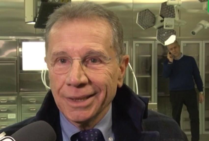 Grave incidente a Gian Aristide Norelli, l'anatomopatologo del processo per David Rossi