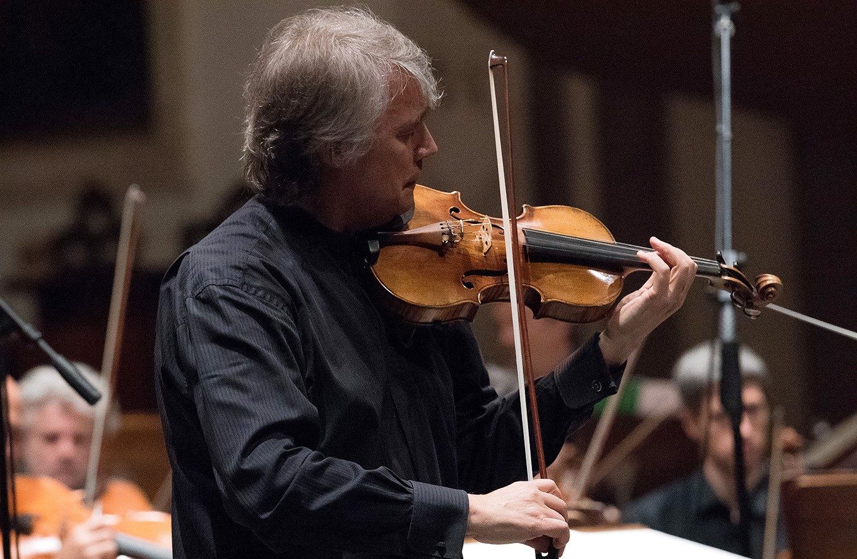 Il violino di Boris Belkin con l'Orchestra della Toscana al Chigiana International Festival