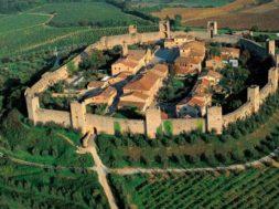Monteriggioni_cinta muraria_1