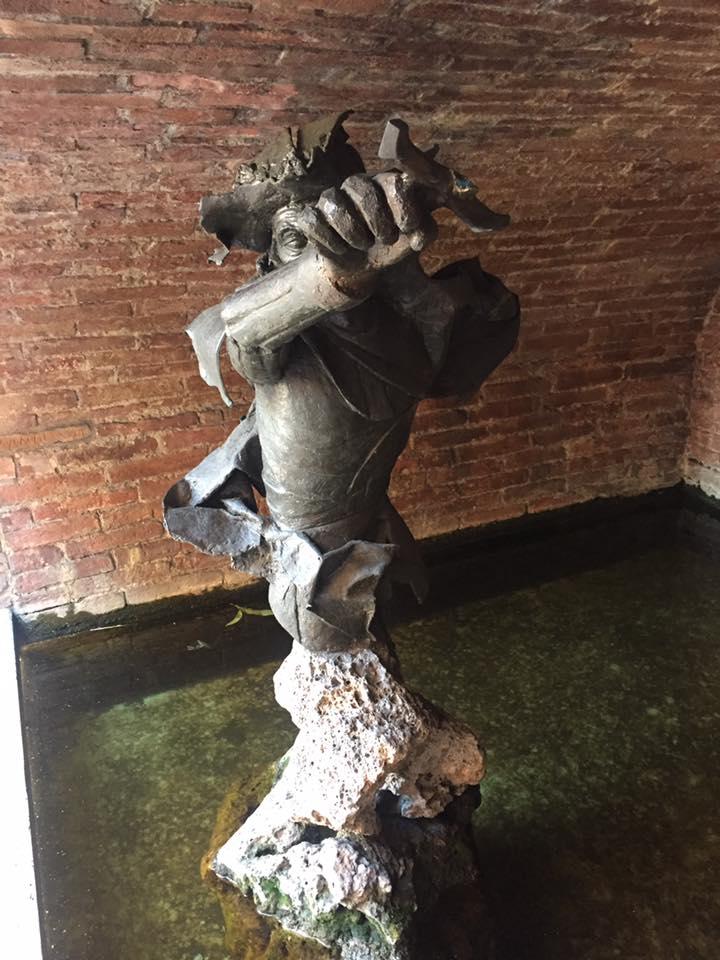 Fontanina del Bruco senza pace, di nuovo preda dai vandali