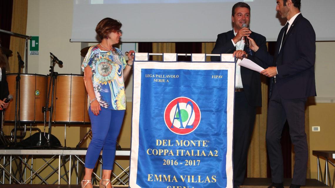 Emma Villas Siena: ecco il calendario di serie A2
