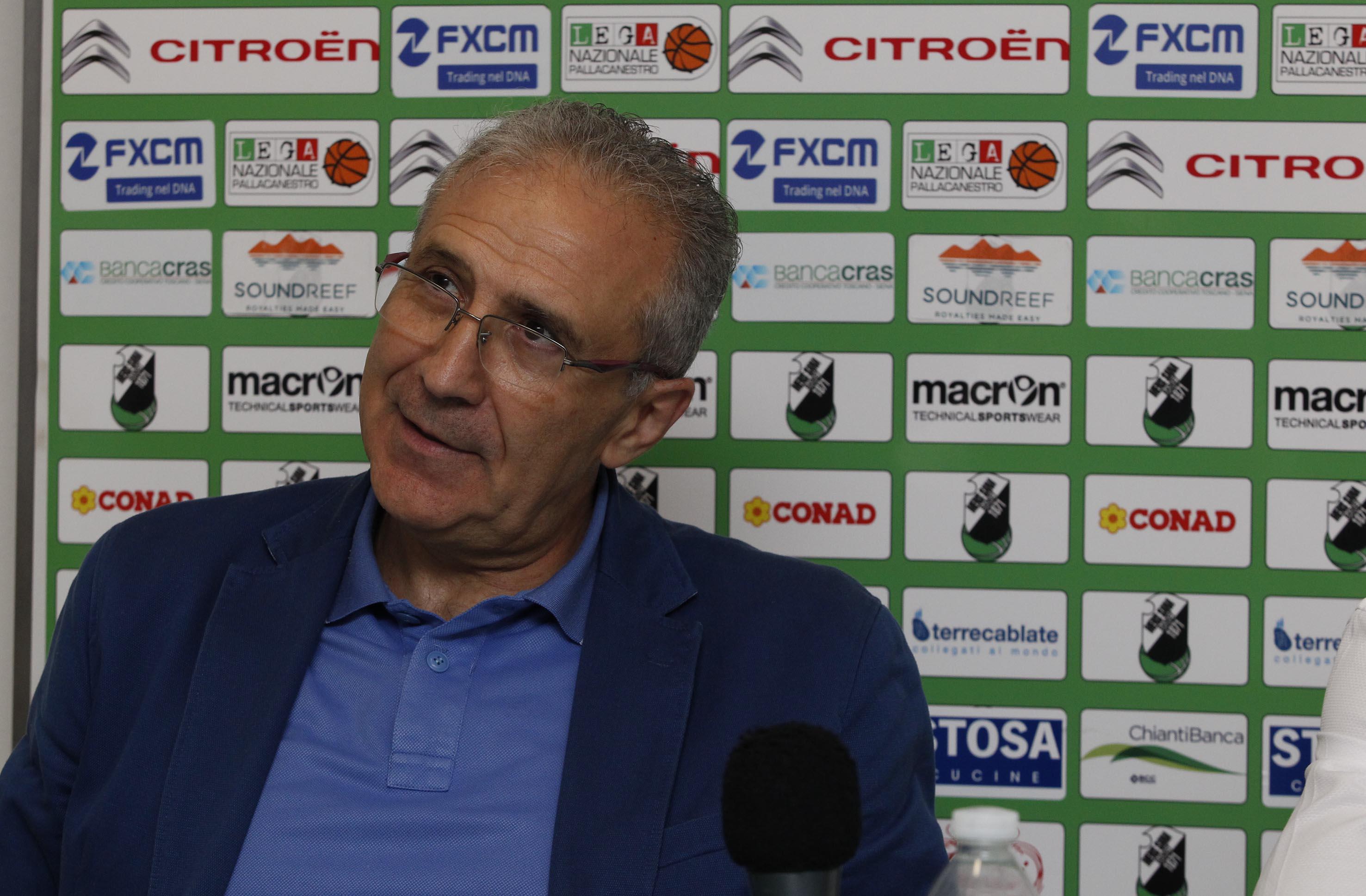 """Bertoletti a Basket Forum: """"Il 20 dicembre si deciderà il presidente e il nuovo assetto azionario"""""""