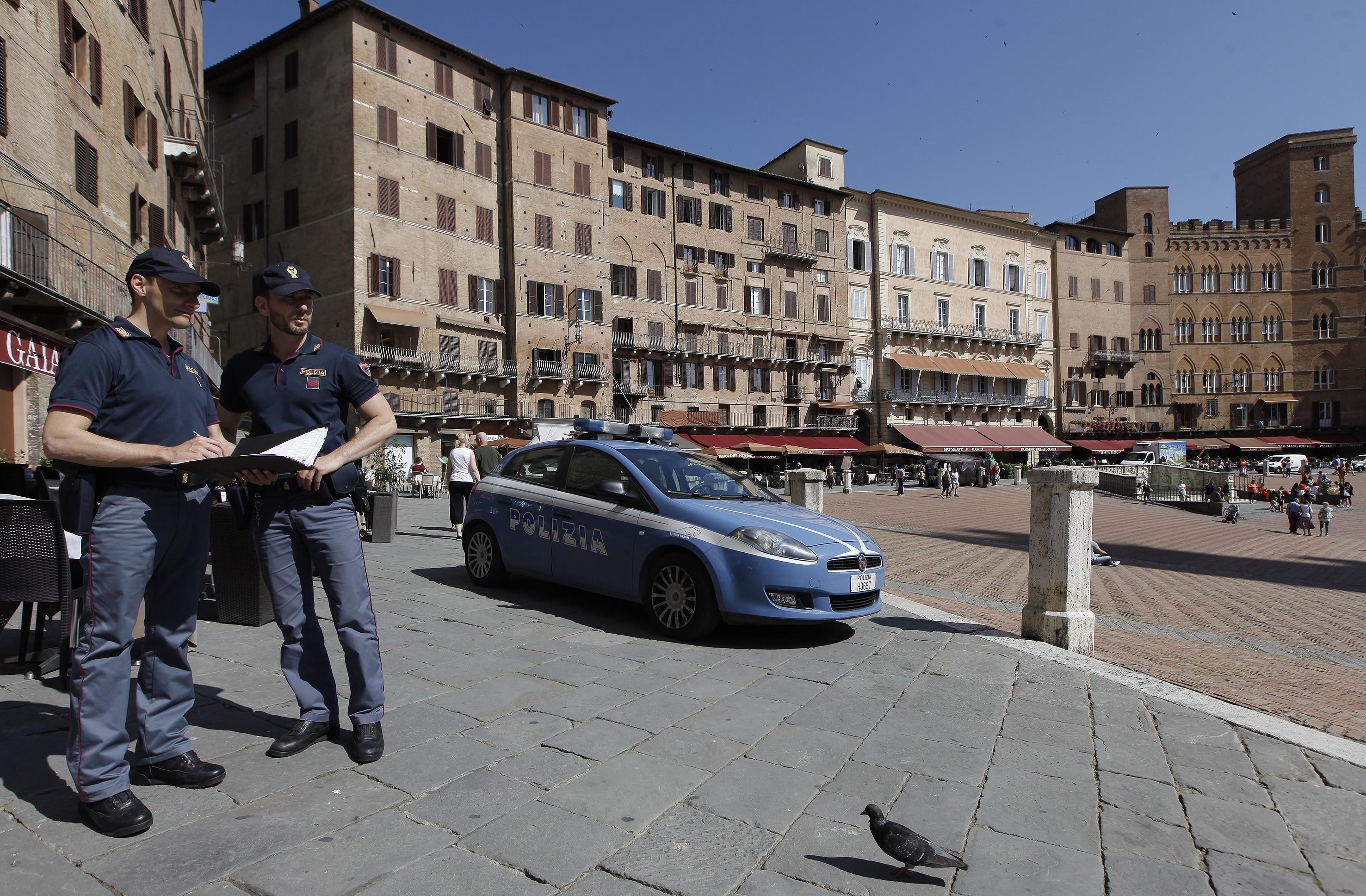Anioc Siena dona un termoscanner alla Croce Rossa