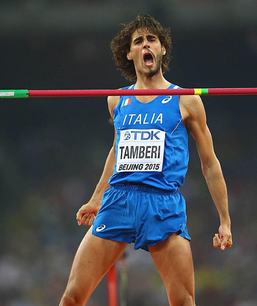Soundreef Mens-Sana: aggregato agli allenamenti Gianmarco Tamberi, primatista italiano di salto in alto