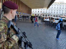 esercito attentati