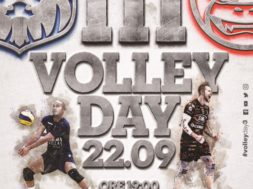 locandina Volley Day