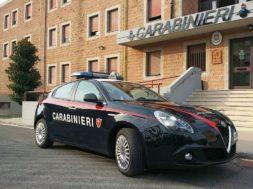 GIULIETTA carabinieri