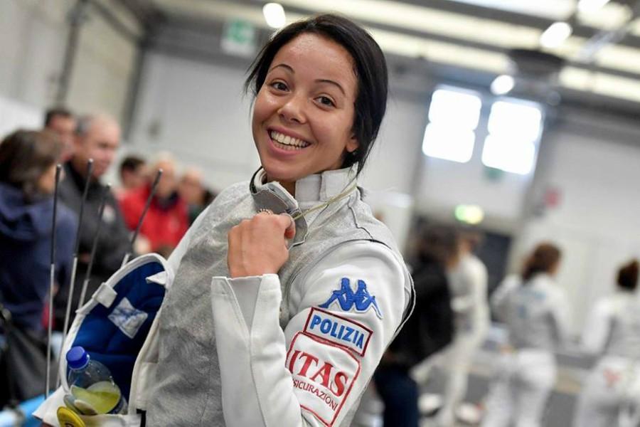Scherma, coppa del mondo fioretto: Alice Volpi porta l'Italia sul podio