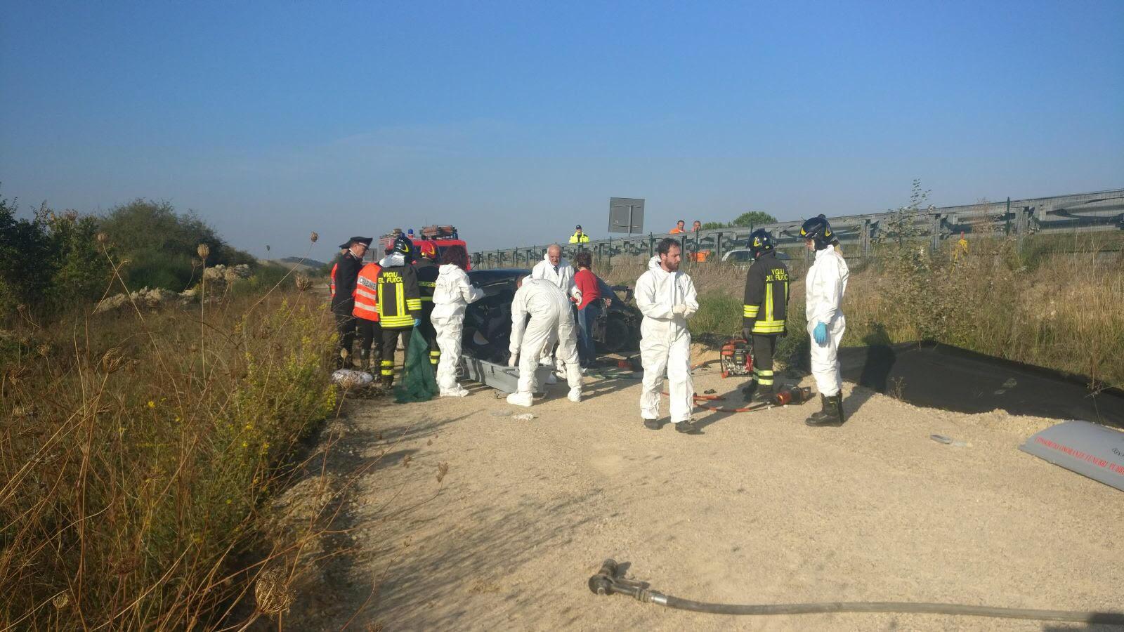 Sono due ventenni i ragazzi morti nell'incidente a Casetta