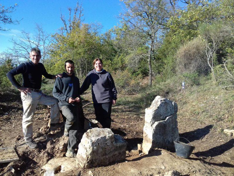 Castellina in Chianti, iniziati gli scavi a caccia di una probabile necropoli etrusca
