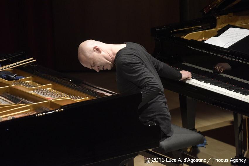 Il nuovo album di Stefano Battaglia all'Accademia Chigiana