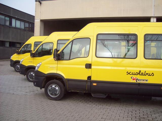 Aumentano le famiglie esonerate dal pagamento del servizio scuolabus