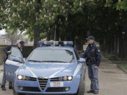 POLIZIA IN FORTEZZA