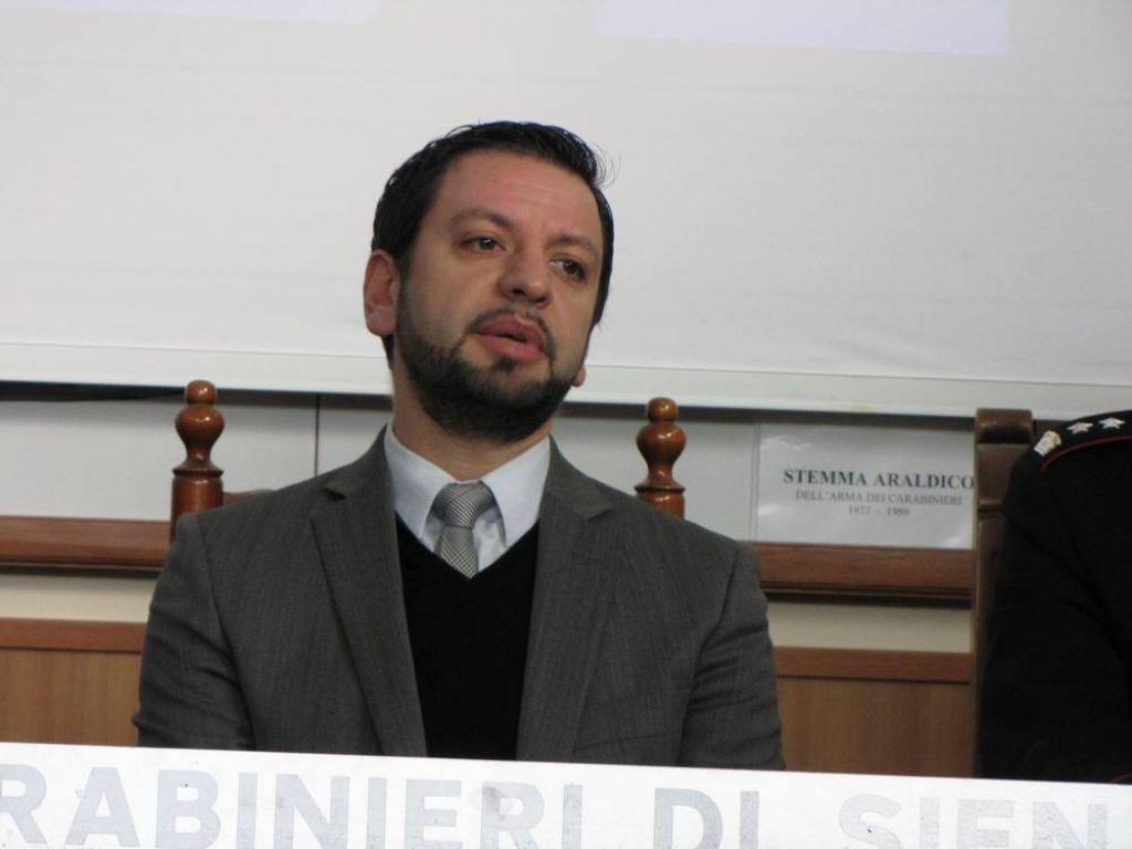 Minaccia di morte al magistrato di Siena Aldo Natalini