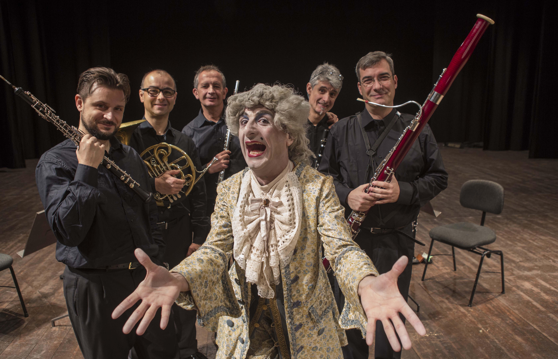 """""""I fiati all'opera"""", il Quintetto a fiati dell'Orchestra della Toscana al Complesso monumentale di Abbadia Isola"""