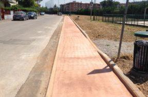 progetto illuminazione via Staggia-via Prato