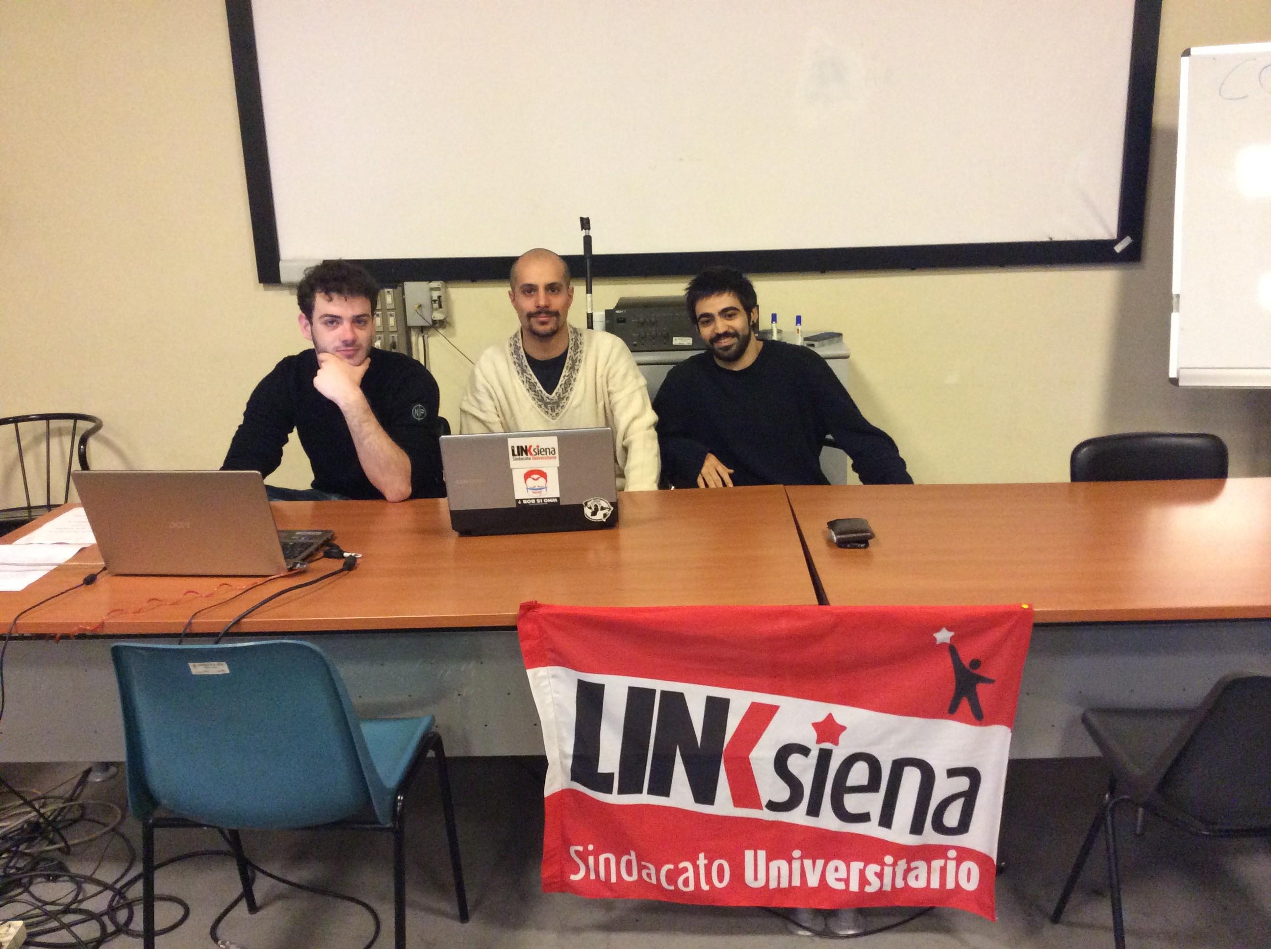 Link Siena, tre eventi per parlare di psichiatria, oncologia e politica