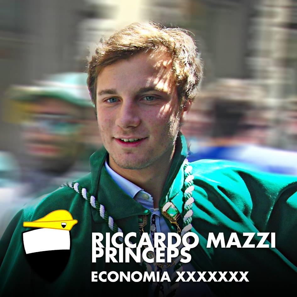 """Il nuovo Princeps delle Feriae Riccardo Mazzi: """"Faremo divertire la città"""""""
