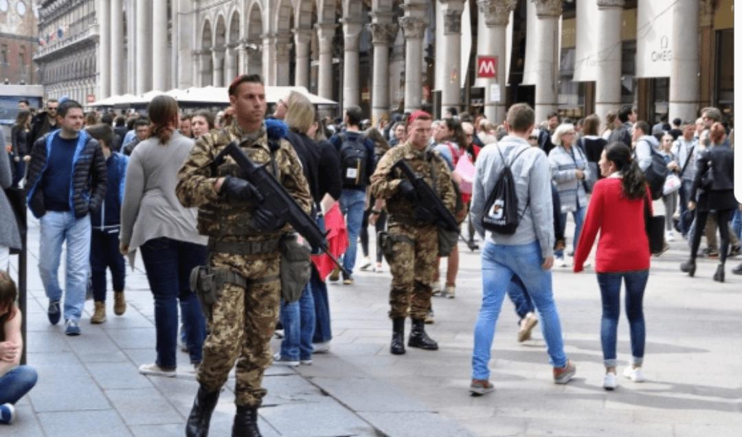 """Rosso (FDI): """"I militari  di """"Strade Sicure"""" necessari anche nella zona della Stazione e di via Massetana"""""""