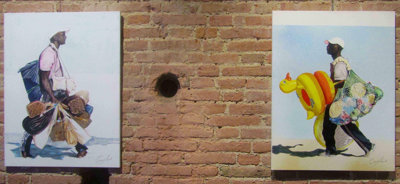 """A Siena la mostra di Edoardo Bennato: """"Il cammino… In cammino"""""""