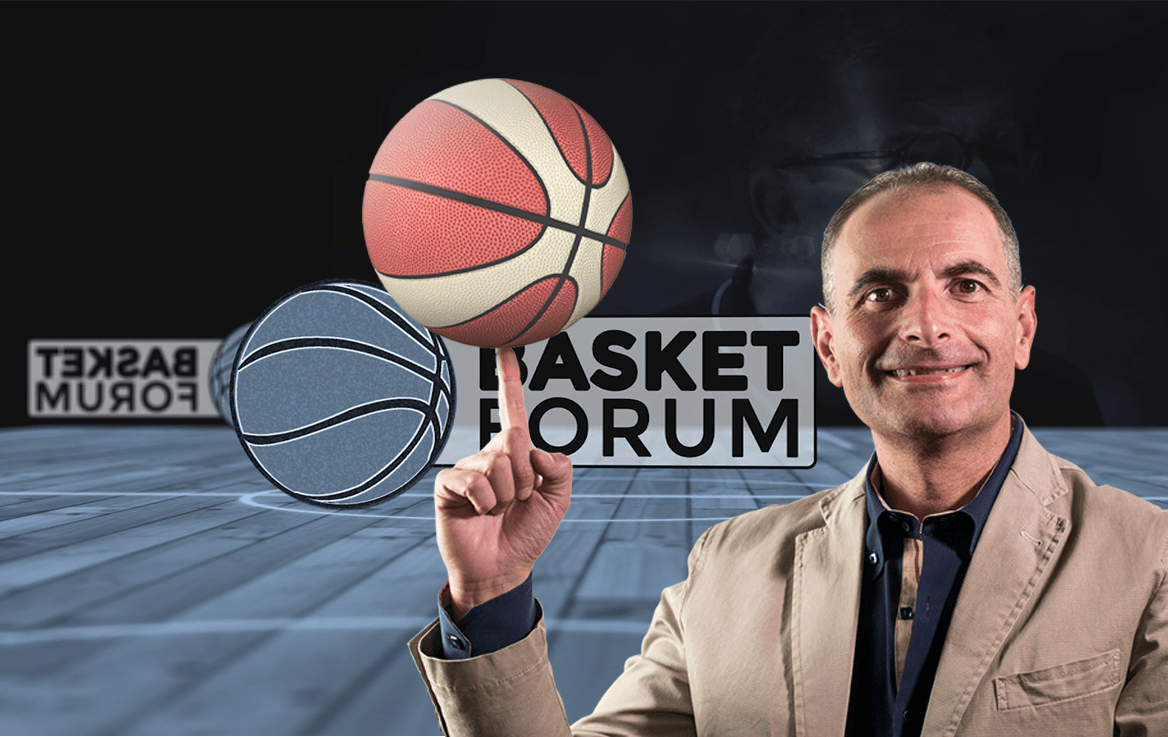 Basket Forum (Andrea Zanotti, Michele Catalani e Francesco Braccagni) 06-12-17