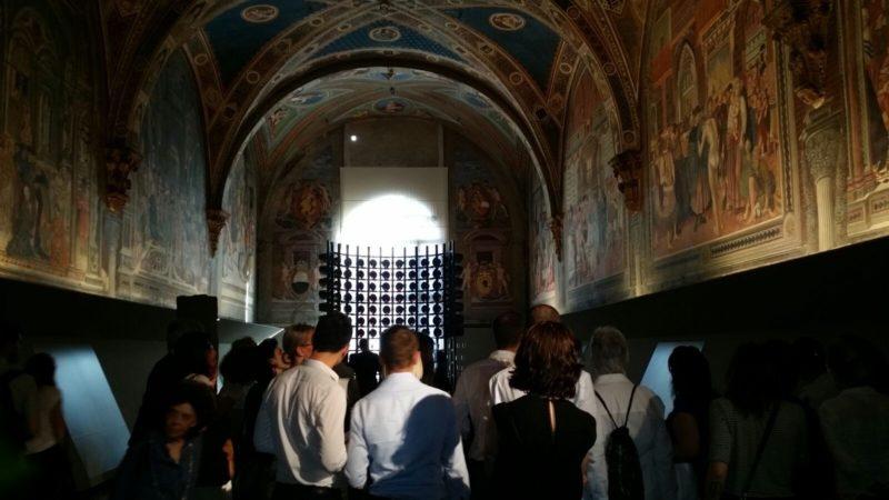 Un'assistente virtuale per guidare i visitatori alla scoperta del Santa Maria della Scala