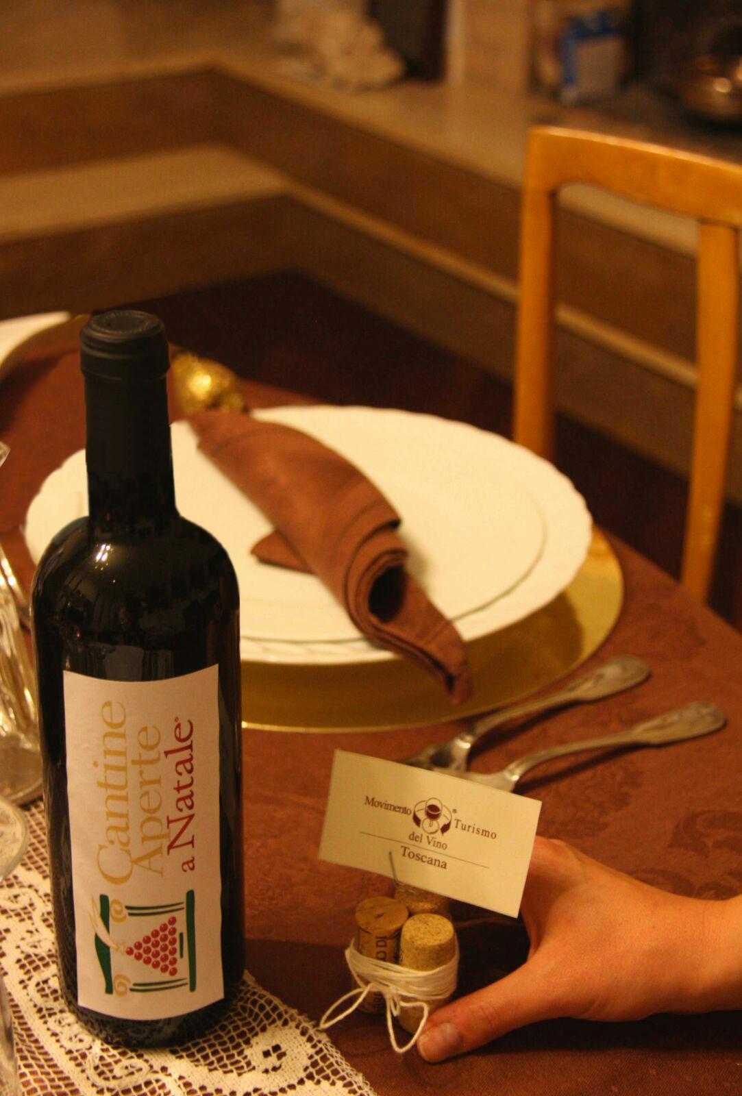 Cantine Aperte a Natale: nelle aziende vitivinicole senesi porte aperte per i regali