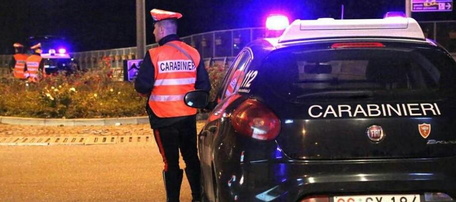Ladri in azione anche a Natale: carabinieri arrestano un nigeriano