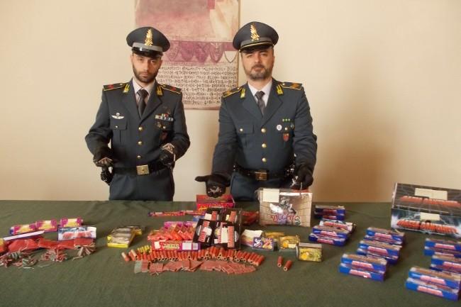 Botti illegali, denunciato un uomo a Chianciano Terme