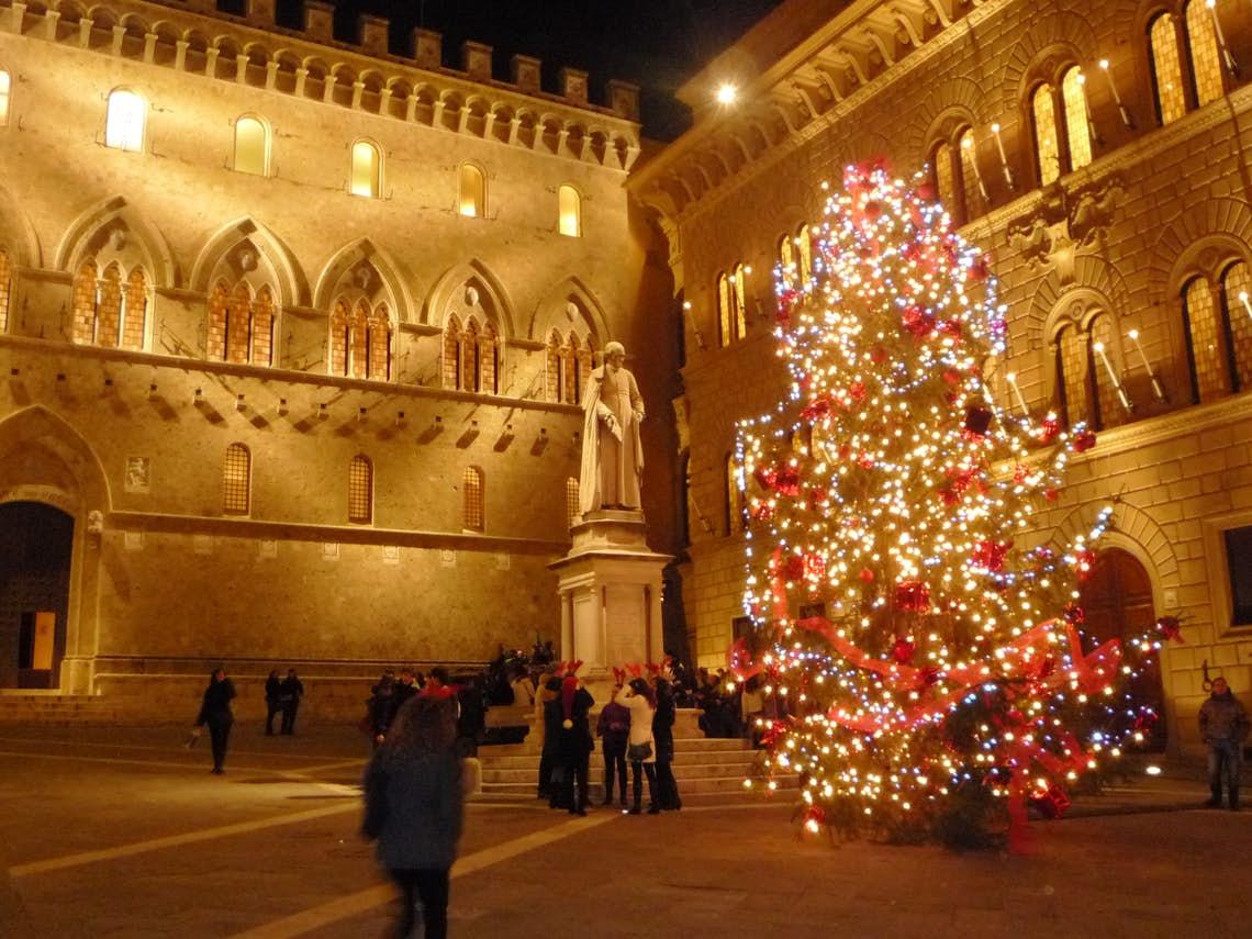 """""""Tutto il Natale di Siena"""", gli appuntamenti di lunedì 11 e martedì 12 dicembre"""