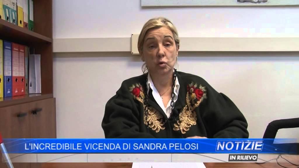 E' invalida ma la casa finisce all'asta: la politica si mobilita per Sandra Pelosi
