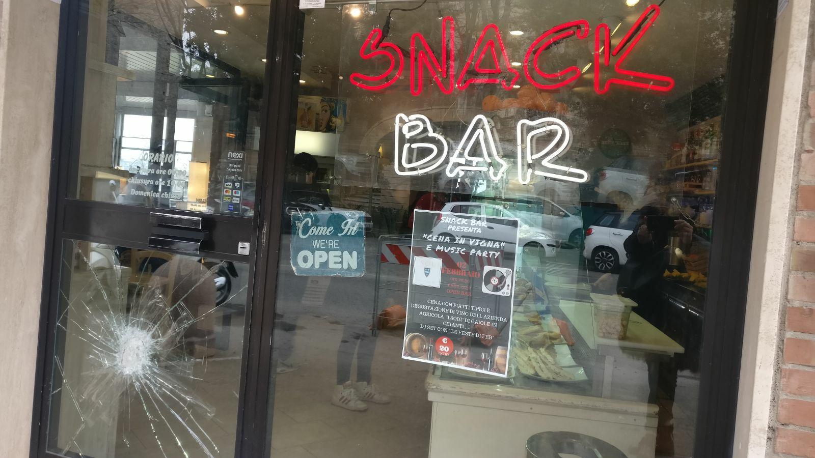 Ladro torna in circolazione e assalta di nuovo lo Snack Bar: arrestato