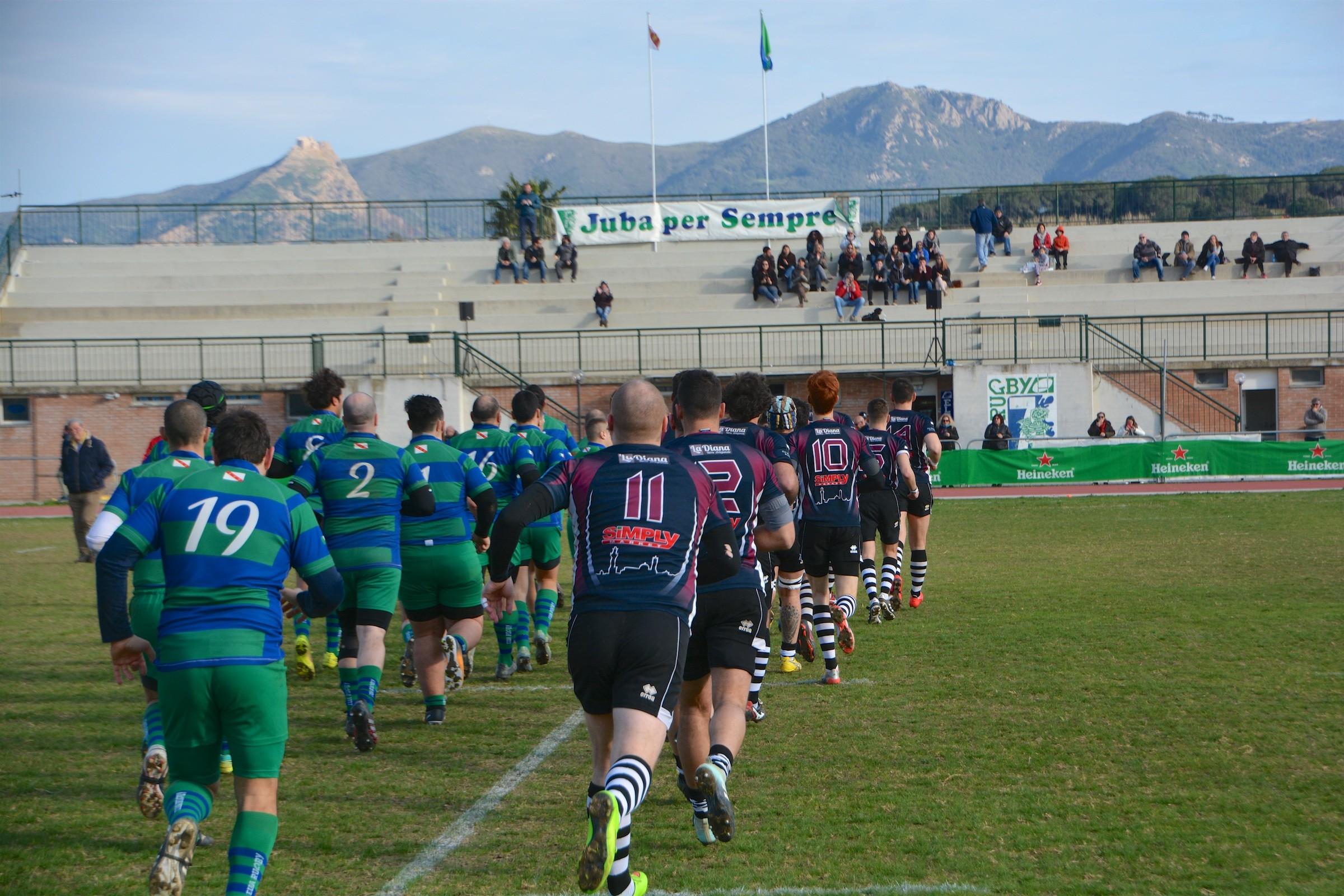 Rugby, Cus Siena corsaro all'Isola d'Elba