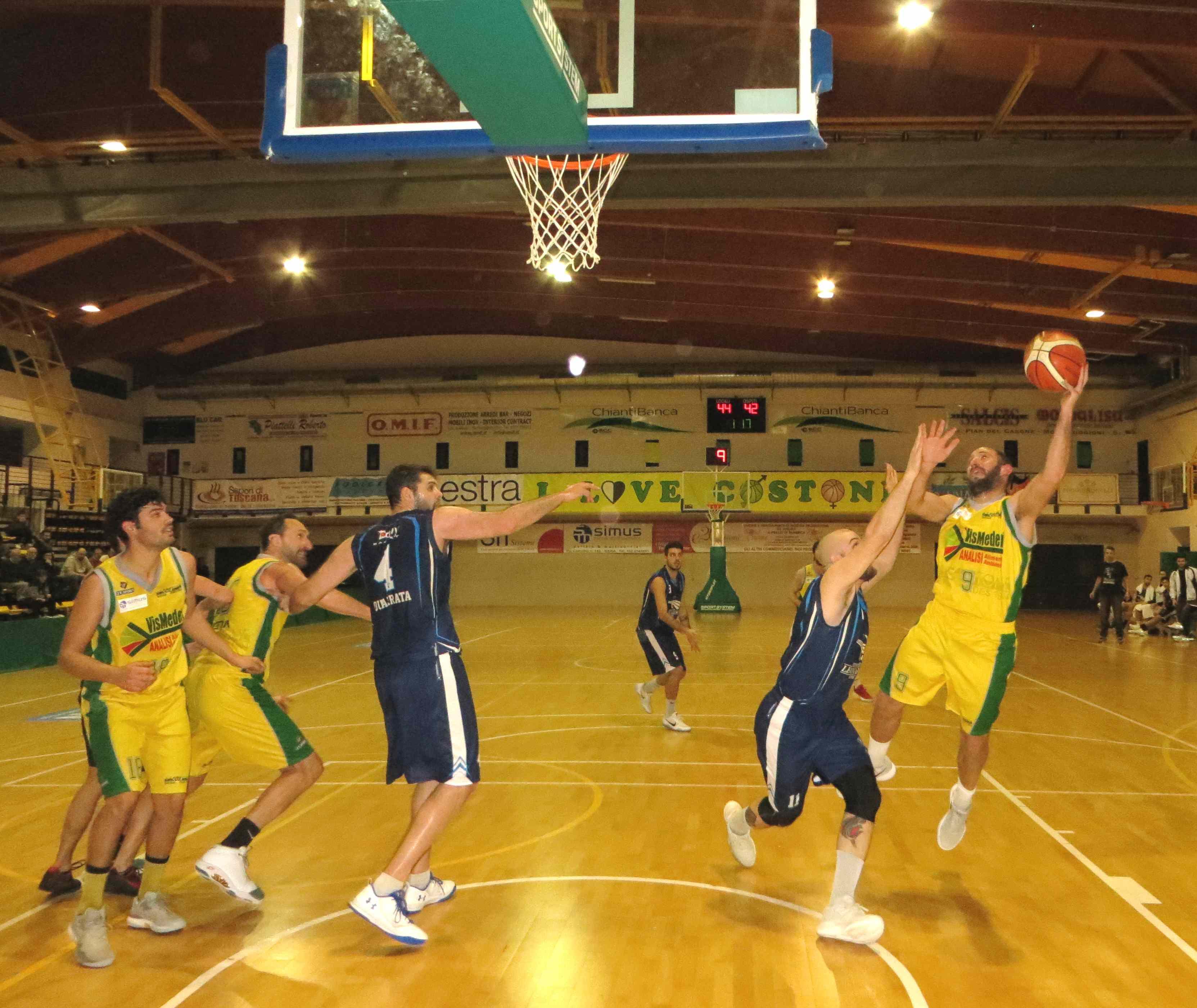 Costone Basket, al camposcuola inizia una nuova avventura