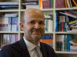 Il Rettore Pietro Cataldi