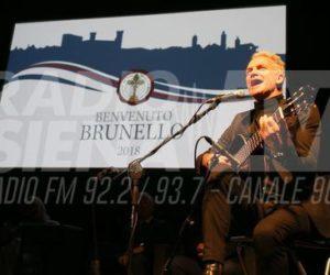 Benvenuto Brunello, piastrella firmata per Sting