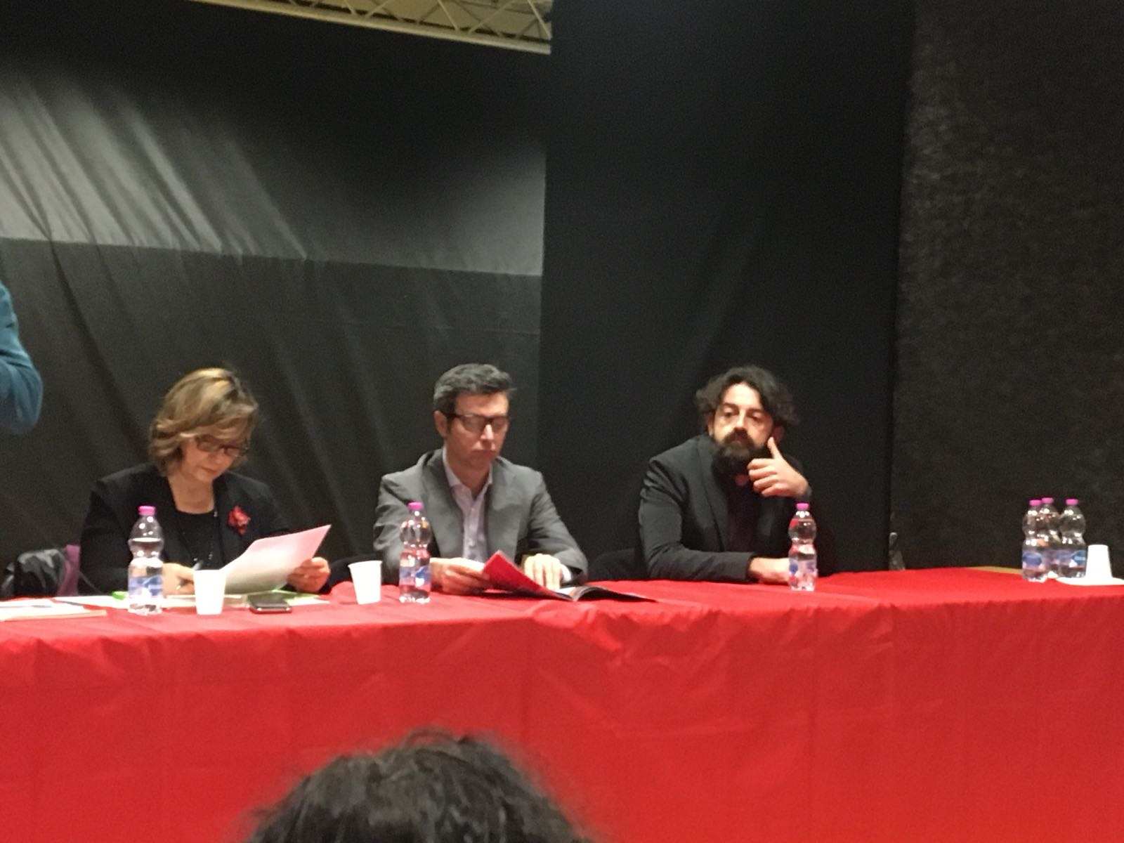 Susanna Cenni inizia la campagna elettorale a Poggibonsi con Orlando