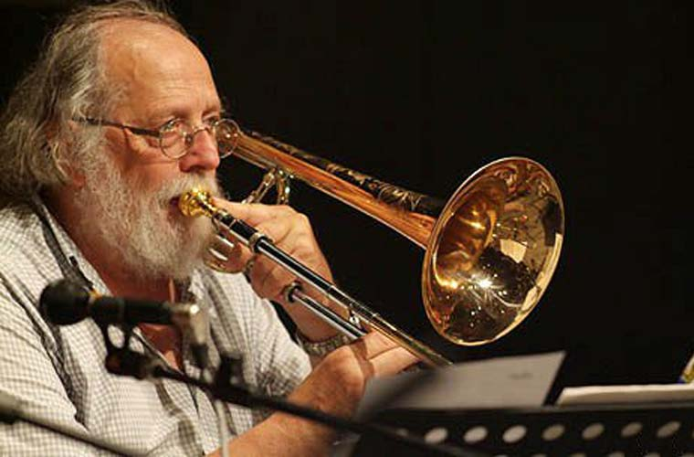 Siena Jazz, il maestro Giancarlo Schiaffini si esibisce con i migliori studenti della University