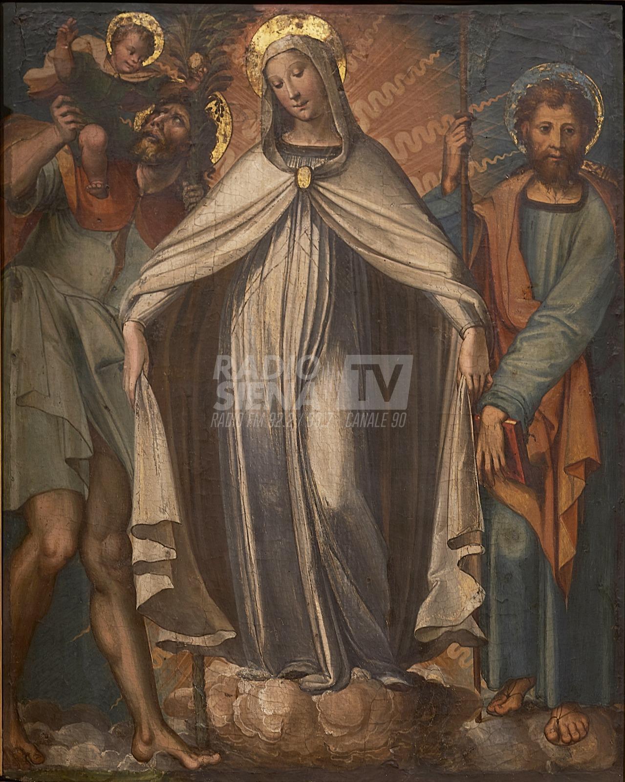 """Contrada della Torre, nella """"Domenica in Albis"""" la processione dell'Immacolata Concezione in Cattedrale"""