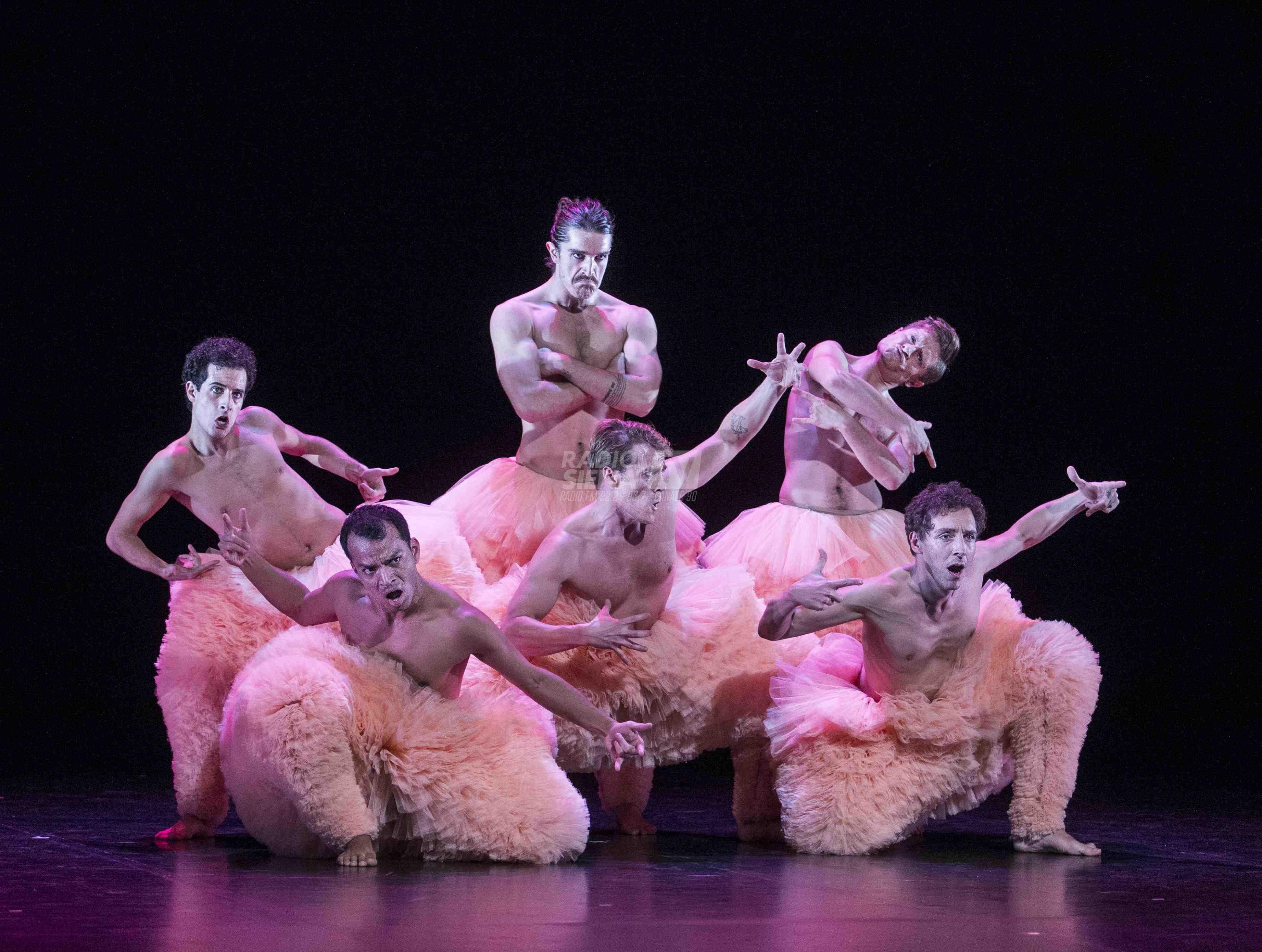 """""""Tutù"""", sul palco dei Rinnovati arrivano il celebrato spettacolo dei Chicos Mambo"""