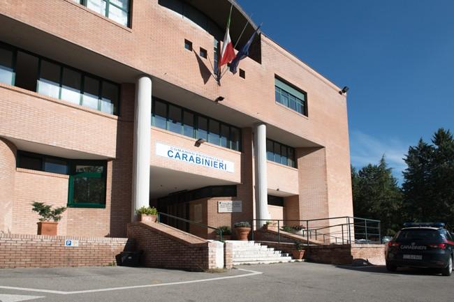 Il luogotenente Leacche nuovo comandante della stazione dei carabinieri di Siena