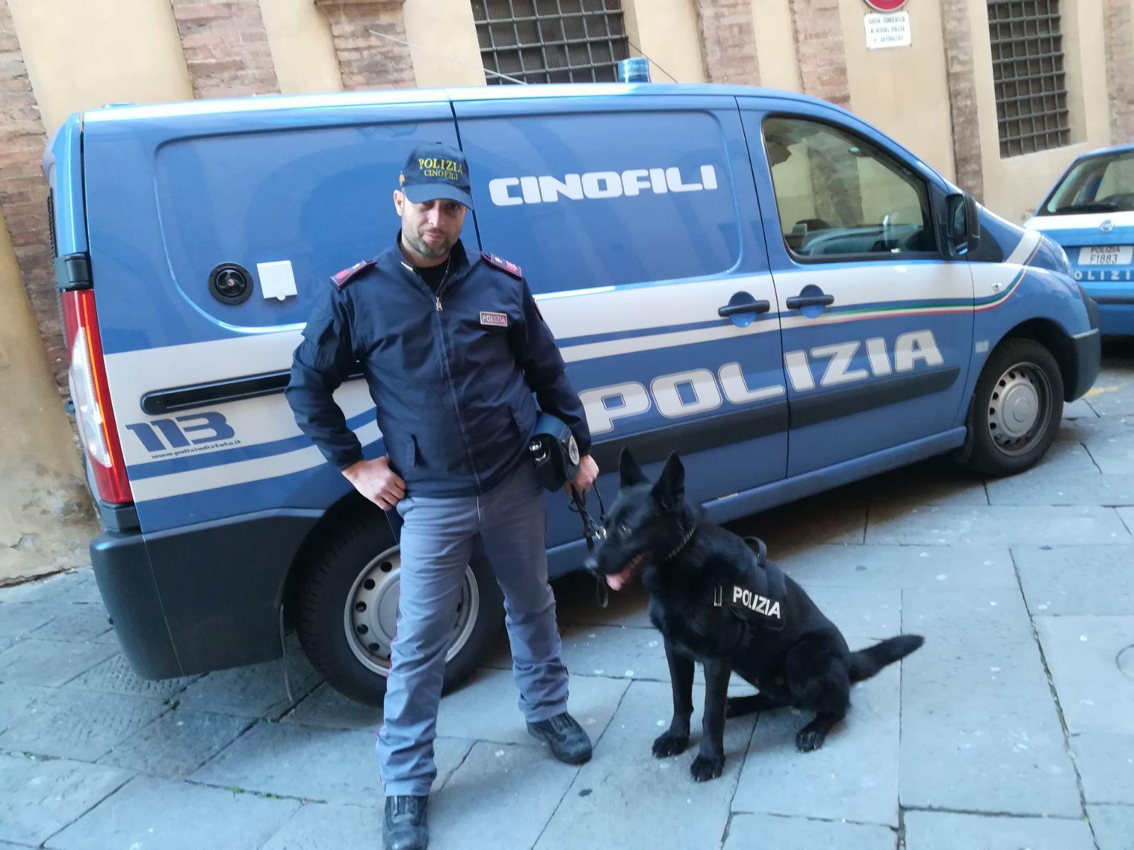 Arrestato a Siena narcotrafficante internazionale