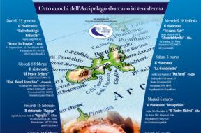 locandina Arcipelago di Gusto – L'Elba in Vetrina