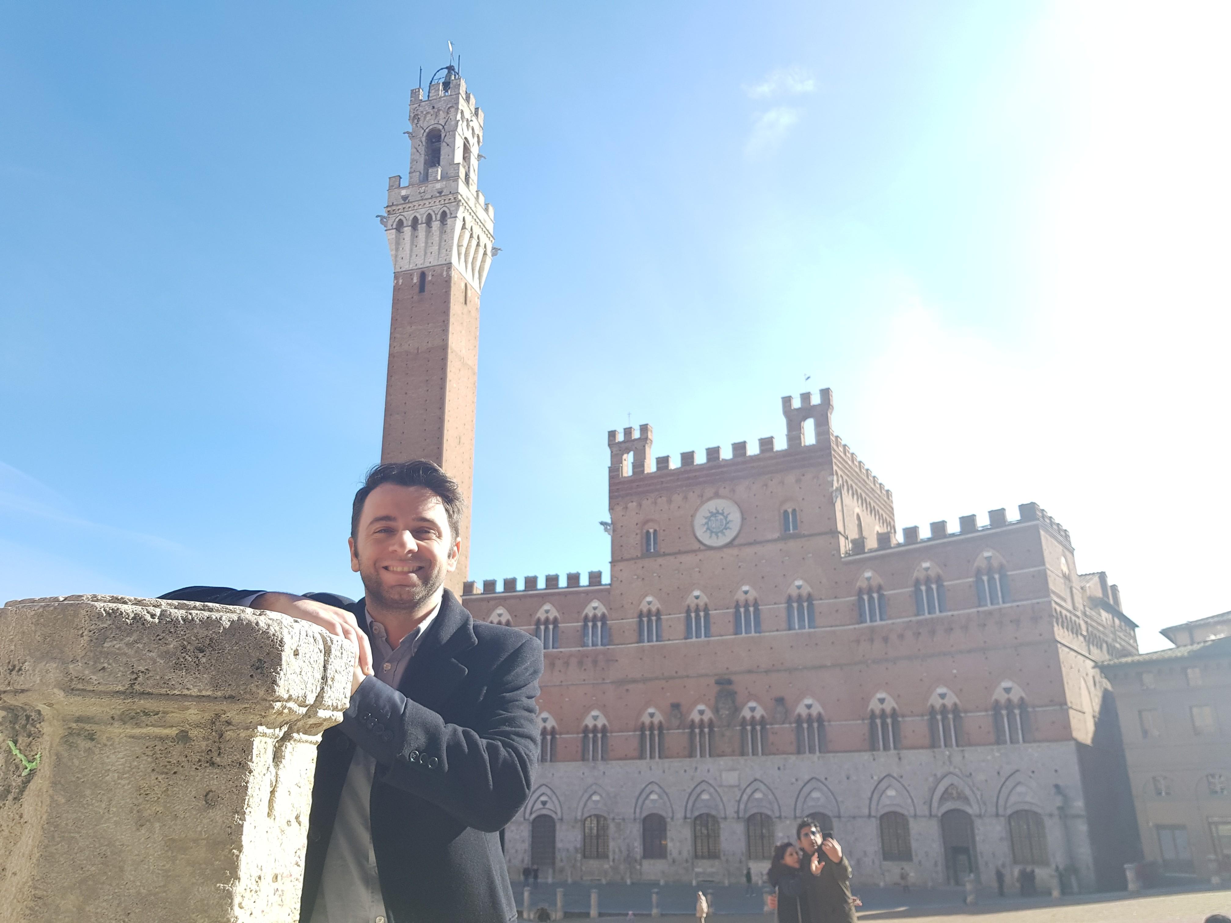 """Lorè (Forza Italia): """"Una grande sfida per Siena e il suo territorio"""""""