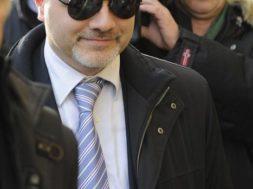 MPS: PM ANTONIO NASTASI ALL'USCITA DEL TRIBUNALE DI SIENA