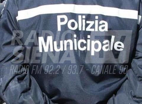 Controlli Polizia Municipale, due persone sanzionate oggi