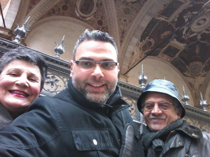Eletto in Parlamento Luca Migliorino, commerciante senese del M5s