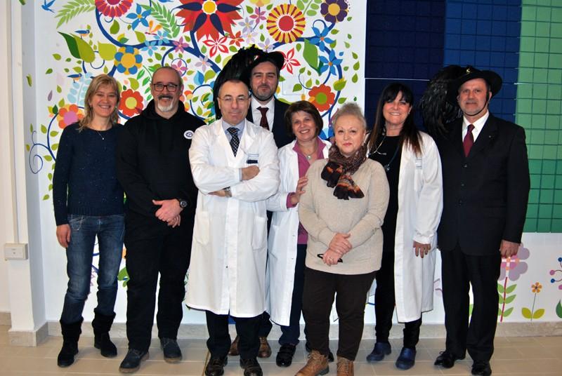 ANB e Associazione AMA Monteroni, lotteria e raccolta fondi per i bimbi di pediatria