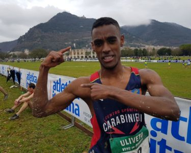 Yohanes Chiappinelli – campione italiano assoluto 2018 di cross – foto FIDAL (1)