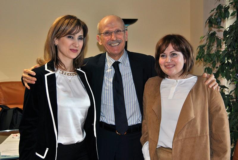 L'azienda ospedaliera senese ha respiro internazionale e forma dottoresse anche da Giordania e Armenia